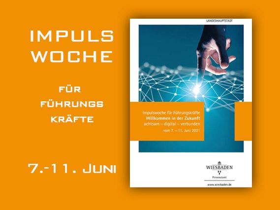 Workshop zum Thema Schlaf und Gesundheit im Rahmen der Impulswoche der Stadt Wiesbaden, 9.6.21
